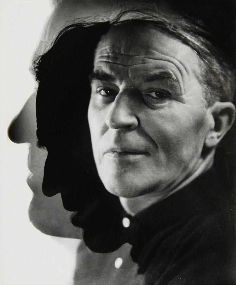 Edmund Kesting, Bildnis Professor Will Grohmann, 1947; Staatliche Kunstsammlungen Dresden, Kupferstich-Kabinett
