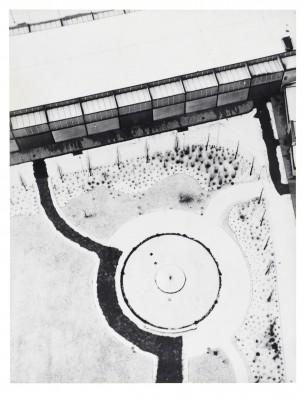 László Moholy-Nagy (1895–1946) Blick vom Berliner Funkturm, 1928 Stiftung Bauhaus Dessau, Dauerleihgabe der Ernst von Siemens Kunststiftung /(c) VG BILD-KUNST Bonn, 2012, Reprofotografie: Daniel Niggemann