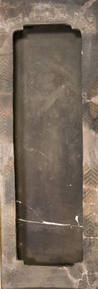 Sarkophag aus Klazomenai vor der Restaurierung