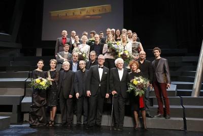 Die Preisträger des FAUST 2012
