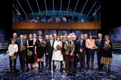 Die Preisträger des FAUST 2013