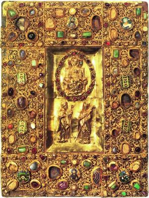 Das Samuhel-Evangeliar aus dem Quedlinburger Domschatz