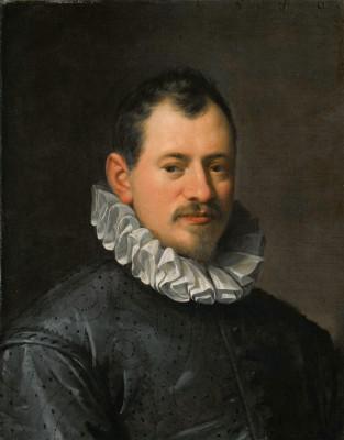 Hans von Aachen, Porträt des Goldschmiedes Jacopo Bilivert, 1585, Förderung 2008 für das Suermondt-Ludwig-Museum Aachen (© Suermondt-Ludwig-Museum Aachen)