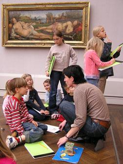 Entdeckungen in der Gemäldegalerie - Staatliche Museen zu Berlin