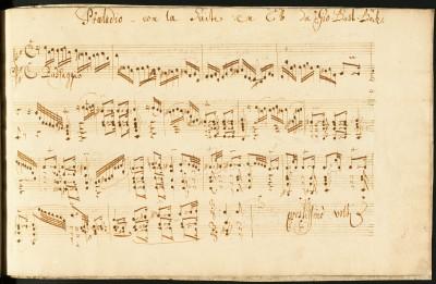 2008 gelang der Staatsbibliothek zu Berlin mit Unterstützung der Kulturstiftung der Länder der Ankauf einer Abschrift der Lautensuite in e-Moll BWV 996 von Johann Sebastian Bach aus Privatbesitz, die sein Leipziger Schüler Nikolaus Heinrich Gerber im Jahr 1725 anfertigte