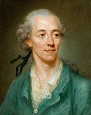 Unbekannter Maler, Porträt Johann Georg Jacobi, um 1770, 53,5×42,5 cm; Gleimhaus, Halberstadt