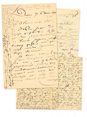 Briefe Fontanes an seine Frau Emilie