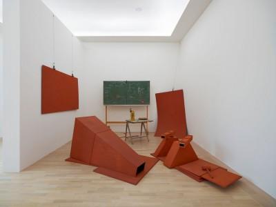 Joseph Beuys, vor dem Aufbruch aus dem Lager I, 1970/ 80; Lenbachhaus München