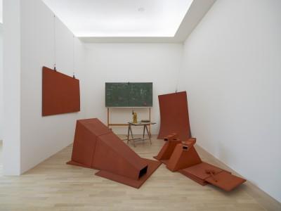 Joseph Beuys, vor dem Aufbruch aus dem Lager I, 1970/ 80; Lenbachhaus München © Joseph Beuys Estate/ VG Bild-Kunst, Bonn 2013/ Foto: Lenbachhaus