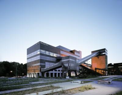 Das Ruhr Museum auf Zollverein, © Ruhr Museum, Foto: Brigida Gonzàlez
