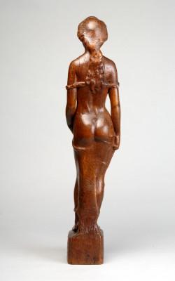Aristide Maillol, Jeune fille debout, um 1902 Bildnachweis: Museum Folkwang; Foto: Jens Nober