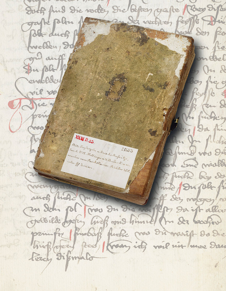 Die spätmittelalterliche Sammelhandschrift des Grafen Wilhelm Werner von Zimmern