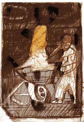 Aus der Serie: Walter Libuda, Landvermesser, 2002