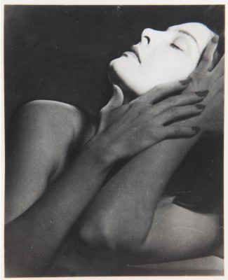 Man Ray: Study in two tones- to give masque effect, 'Value 14/20', um 1931/ 1950er Jahre © Man Ray Trust, Paris / VG Bild-Kunst, Bonn 2013