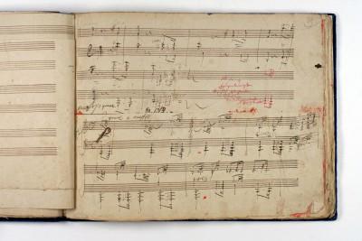 Diabelli-Variationen: Blatt der 13./14. Variation