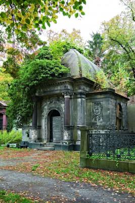 Das Mausoleum der Familie Borchardt Bitte Nutzungsrechte klären bei Fotograf Stefan Günther, Mobil +49 163 71 65 778, Mail guenther@stefanguenther.de