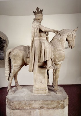Magdeburger Reiter, um 1240/50; Kulturhistorisches Museum Magdeburg