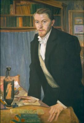 Ida Gerhardi, Karl Ernst Osthaus, 1903; Osthaus Museum, Hagen