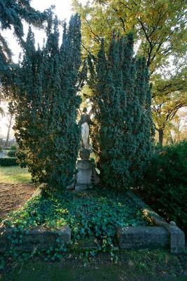 Das Grabmal Bertha Baronin von Arnswaldt; Foto Stefan Günther