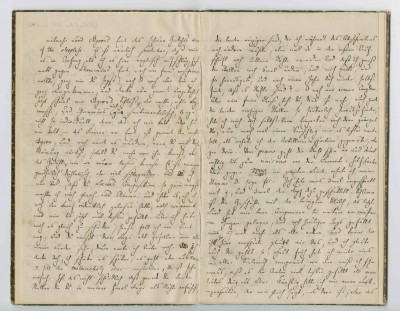 Brief von Felix Mendelssohn Bartholdy an seine Schwester Fanny vom 1. Februar 1835