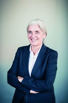 Porträt Isabel Pfeiffer-Poensgen, Generalsekretärin der Kulturstiftung der Länder (Foto: Oliver Helbig)