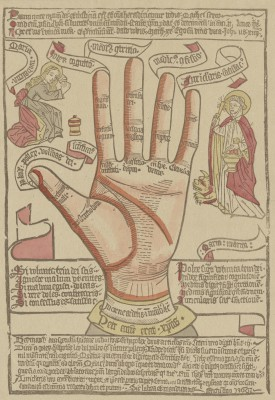 """""""Speculum humanae salvationis als Hand"""", 1466"""