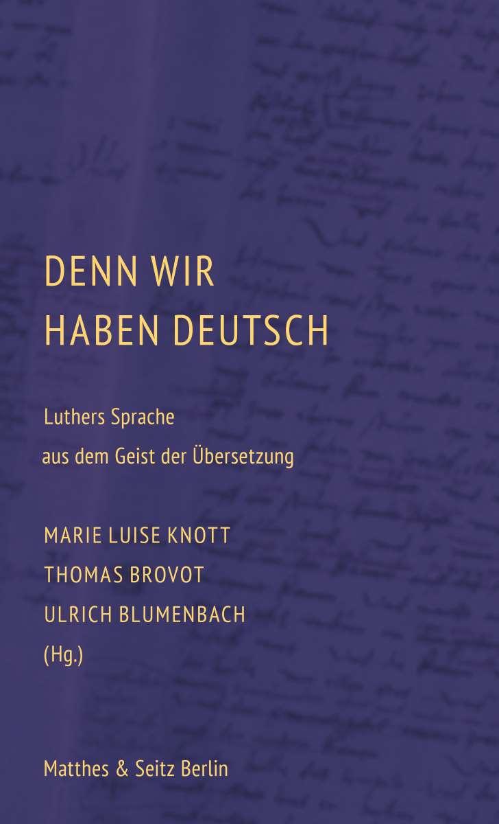 Denn wir haben Deutsch_Vorschau_Coverbild