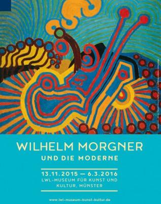 Morgner und die Moderne Plakat