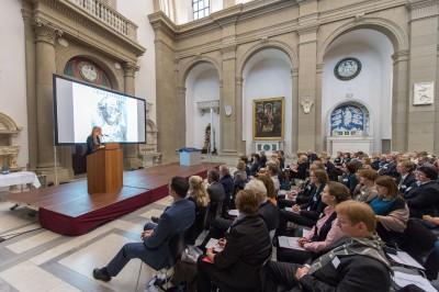Auf der Festveranstaltung 10 Jahre Deutsch-Russischer Museumsdialog © Stefan Gloede