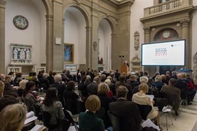 10 Jahre Deutsch-Russischer Museumsdialog: Festveranstaltung im Berliner Bode-Museum am 16. November mit 200 Mitarbeitern deutscher und russischer Museen © Stefan Gloede