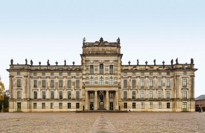 Schloss Ludwigslust © Staatliches Museum Schwerin/ Foto: Michael Setzpfand