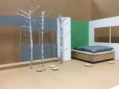 ourhomestories (Das Museum - eine Schule der Dinge V): Modellbau mit der Werkstatt für Unbeschaffbares; Foto: Angelika Mende