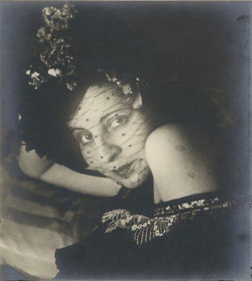 Gertrud Arndt, Maskenfoto, um 1930 Bauhaus-Archiv Berlin © VG Bild‐Kunst, Bonn 2016