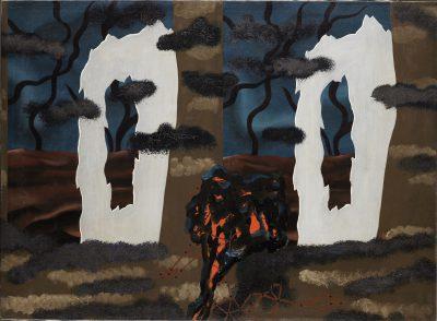 René Magritte, Le Goût de l'Invisible, 1927, 73,5 x 100 cm; Staatliche Kunsthalle Karlsruhe