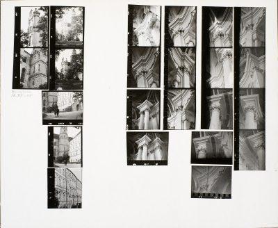 Josef Albers, Neresheim / 10.VII.55, 1955, 20,9×25,3 cm; Josef Albers Museum Quadrat Bottrop; © The Josef and Anni Albers Foundation / VG Bild-Kunst, Bonn 2017
