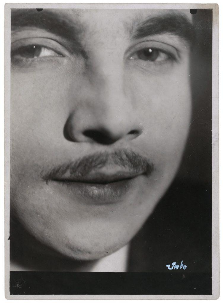 UMBO, Selbstporträt, 1926, 12,1×17,2 cm; Berlinische Galerie © Phyllis Umbehr/Galerie Kicken Berlin/ VG Bild-Kunst, Bonn 2016