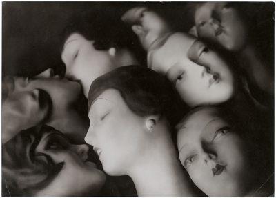 UMBO, Träumende, 1928/29, 21×29,2 cm; Stiftung Bauhaus Dessau © Phyllis Umbehr/Galerie Kicken Berlin/ VG Bild-Kunst, Bonn 2016