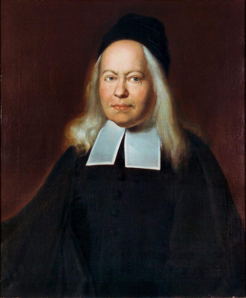 Antoine Pesne, Porträt von August Hermann Francke, 1725, 69×58 cm; Franckesche Stiftungen zu Halle © Franckesche Stiftungen zu Halle / Foto: Ingo Gottlieb