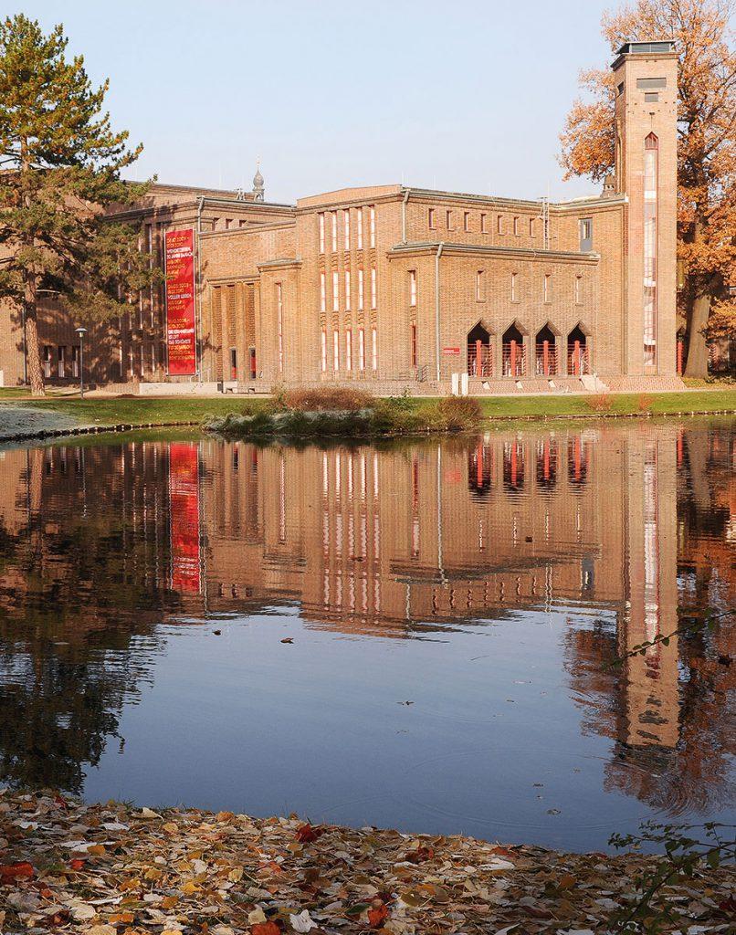 Das Brandenburgisches Landesmuseum für moderne Kunst Dieselkraftwerk, © Foto: Marlies Kross