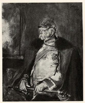 Franz von Lenbach, Bismarck, 1895, Auktionskatalog Rudolph Lepke Berlin, 1934, Los-Nr. 53, © UB Heidelberg