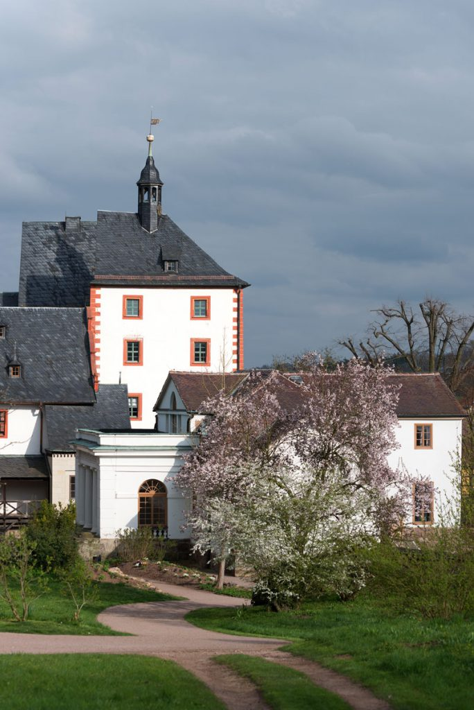 Schloss Kochberg; © Klassik Stiftung Weimar, Schloss Kochberg / Foto: Leo Seidel