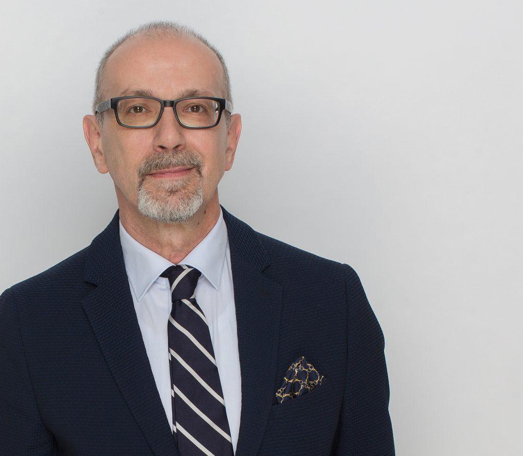 Porträt Prof. Dr. Frank Druffner, kommissarischer Generalsekretär der Kulturstiftung der Länder (Foto: Oliver Mark)