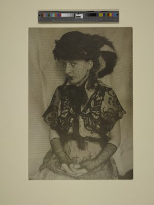 Gertrud Arndt, Maskenfoto Nr. 6, um 1930; Stiftung Bauhaus Dessau; © VG Bild-Kunst, Bonn 2017