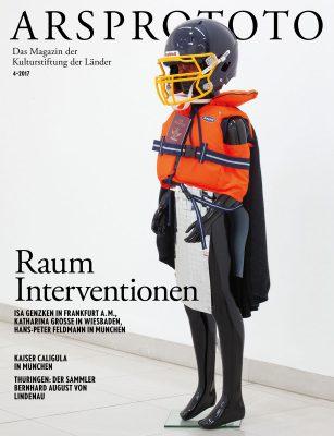 Isa Genzken, Schauspieler II, 8, 2014, 154 × 45 x 40 cm; MMK Museum für Moderne Kunst Frankfurt am Main; © VG Bild-Kunst, Bonn 2017 / Foto: Axel Schneider