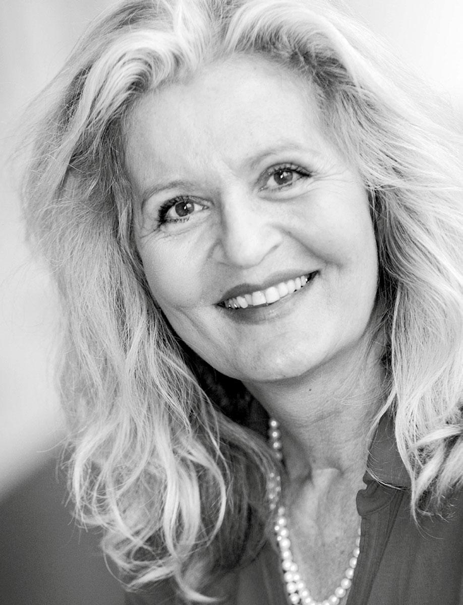 Annette Bosetti; © Foto: Andreas Krebs