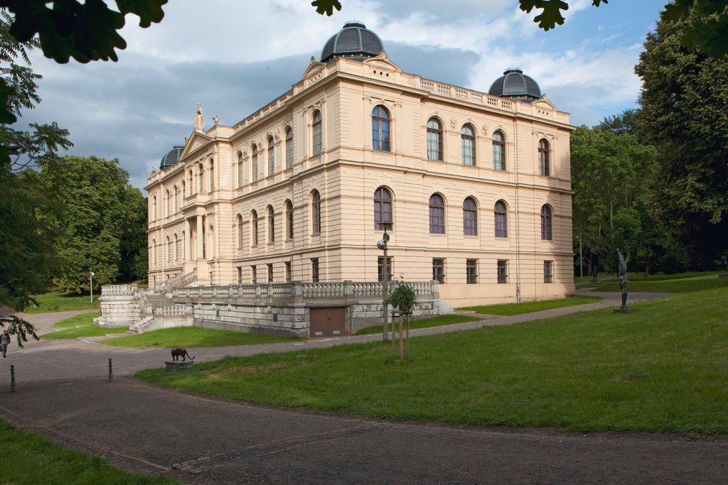 Lindenau-Museum Altenburg; © Foto: Jürgen M. Pietsch