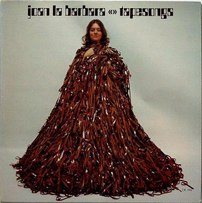 Joan La Barbara, Tapesongs, LP, 1977; Zentrum für Künstlerpublikationen Weserburg | Museum für moderne Kunst, Bremen; © Zentrum für Künstlerpublikationen, Bremen