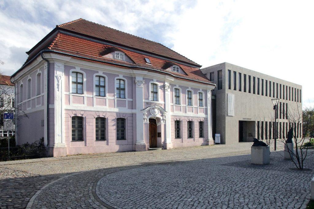 Kleist-Museum, Frankfurt (Oder); © Kleist-Museum / Foto: Horst Drewing
