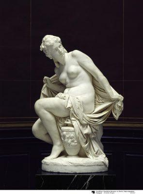 Reinhold Begas, Susanna, 1869–1872; Staatliche Museen zu Berlin, Nationalgalerie; © Staatliche Museen zu Berlin, Foto: Andres Kilger