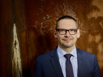 Prof. Dr. Markus Hilgert, Generalsekretär der Kulturstiftung der Länder; Foto: Götz Schleser